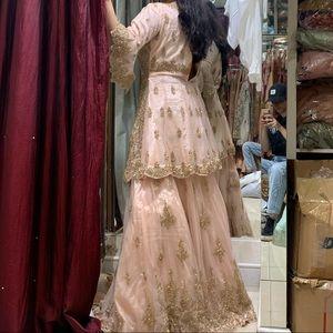 Pakistani/Indian Wedding Dress, Bridal Lehenga